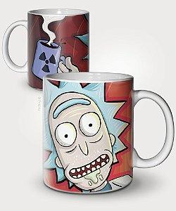 Caneca Rick n Coffee