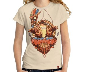 Camiseta Crash
