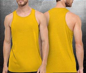 Regata básica Amarela - Masculina