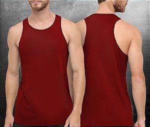 Regata básica Vermelha - Masculina
