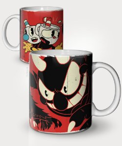 Caneca Cuphead Cup