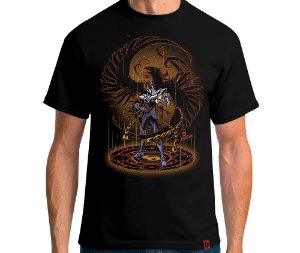 Camiseta Fênix