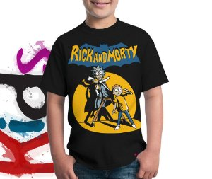 Camiseta Rickman