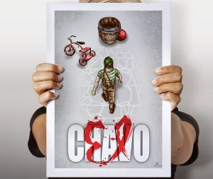 Poster Akira Del Ocho