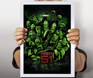 Poster Area-51