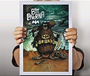 Poster Bat Caverna