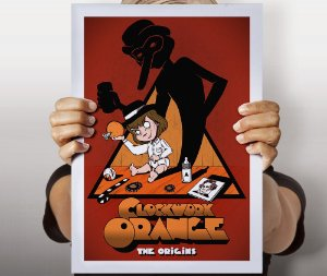 Poster Clockwork Orange