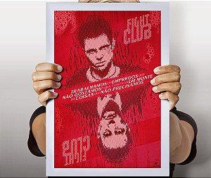 Poster Clube da Luta