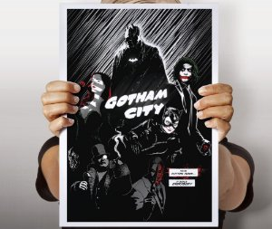 Poster Dark City