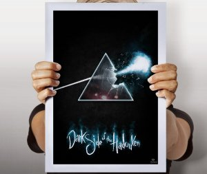 Poster Dark Side of Hadouken