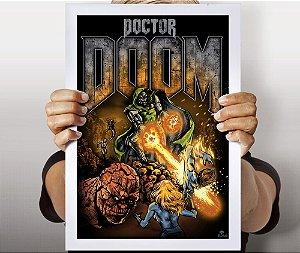 Poster Doctor Doom