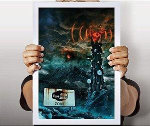 Poster Eye Fire