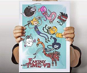 Poster Fantasy Time VII
