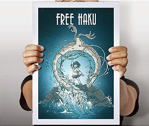 Poster Free Haku