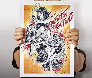 Poster Tarantino Tribute