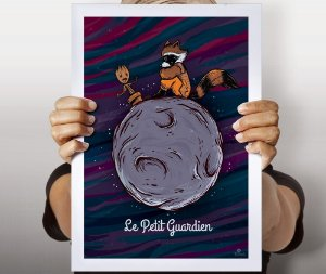 Poster Petit Guardien