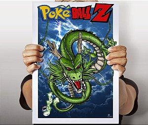 Poster Poké Ball Z
