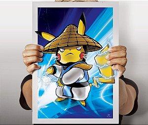 Poster Poké Raiden