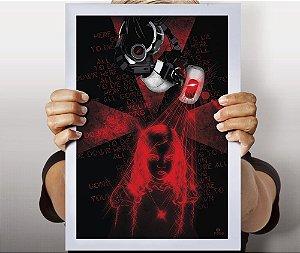 Poster Portal Resident Evil