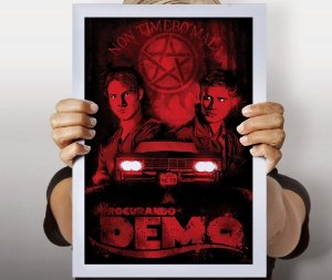 Poster Procurando Demo