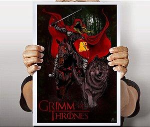 Poster Grimm of Thrones