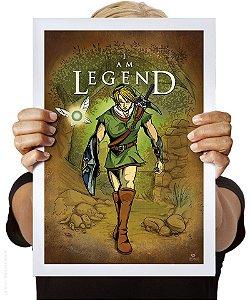 Poster I Am Legend