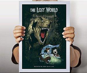 Poster O Mundo Perdido