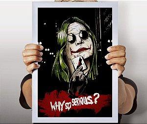 Poster Ozzy Joker