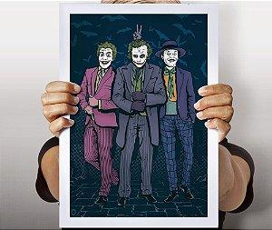 Poster Palhaços do Crime
