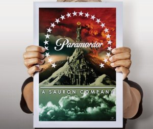Poster Paramordor
