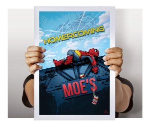 Poster Homercoming