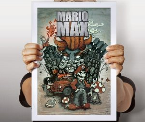 Poster Mad Bros