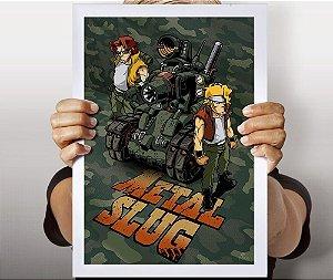 Poster Metal Slug