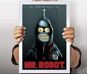 Poster Mr. Robot