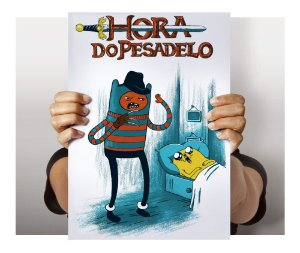 Poster Hora do Pesadelo
