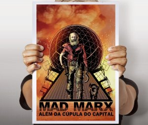Poster Mad Marx