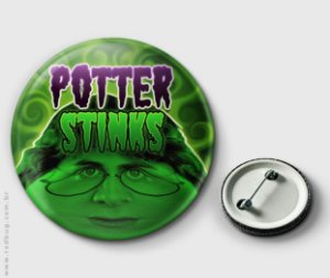 Botton Potter Stinks