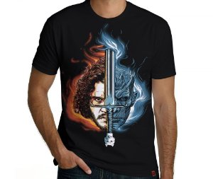 Camiseta Winter War - Masculina