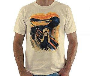 Camiseta O Grito de Madruga