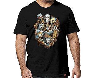 Camiseta Clowns