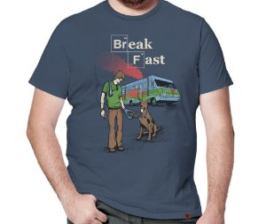 Camiseta Breakfast Machine