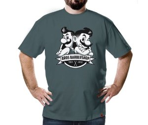 Camiseta Bros Barbershop