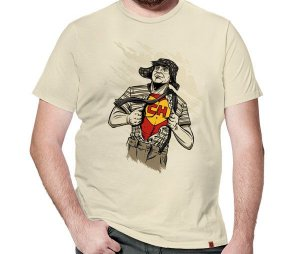 Camiseta Chespirito