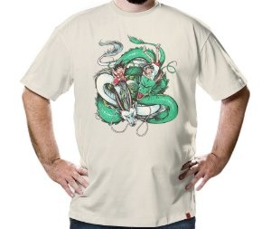 Camiseta Dragon Brothers