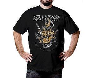 Camiseta Scorpions