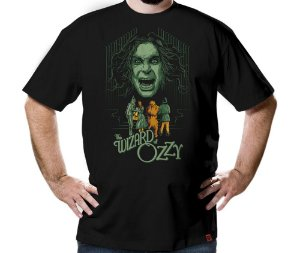 Camiseta The Wizard of Ozzy