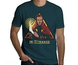 Camiseta Dr. Strange - Masculina