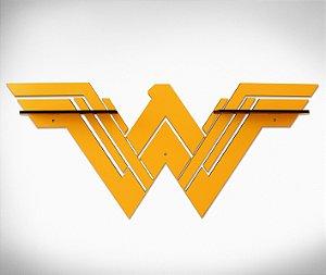 Prateleira Wonder Woman