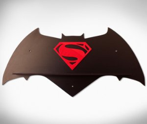 Prateleira Batman Vs Superman