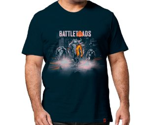 Camiseta Battletoads